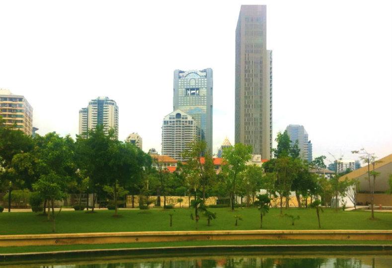 Parchi a Bangkok