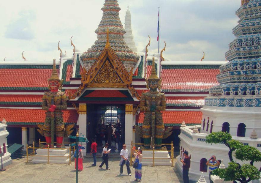 Thailandia Wat Phra Kaew