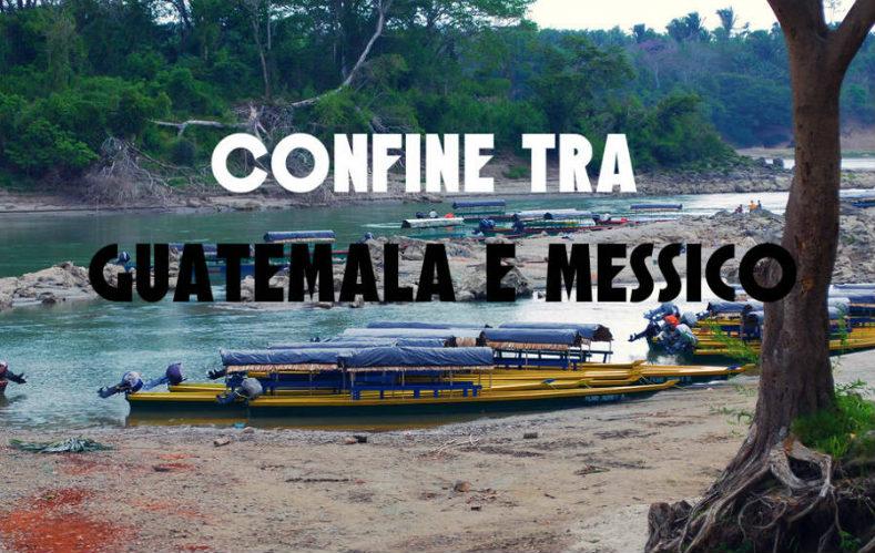 confine guatemala messico
