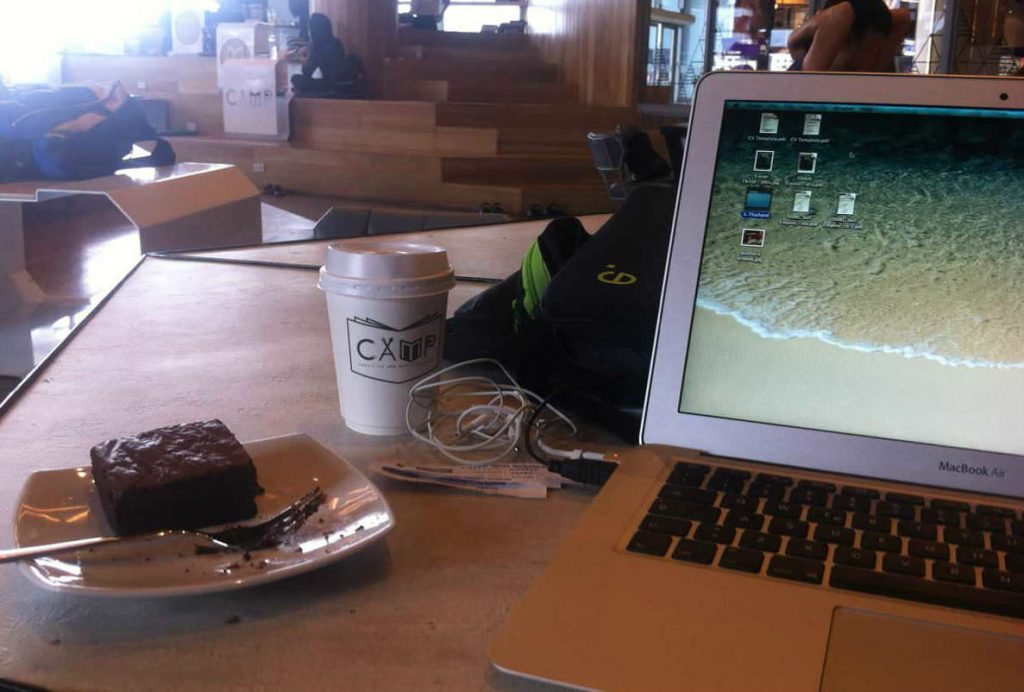 nomadi digitali a chiang mai