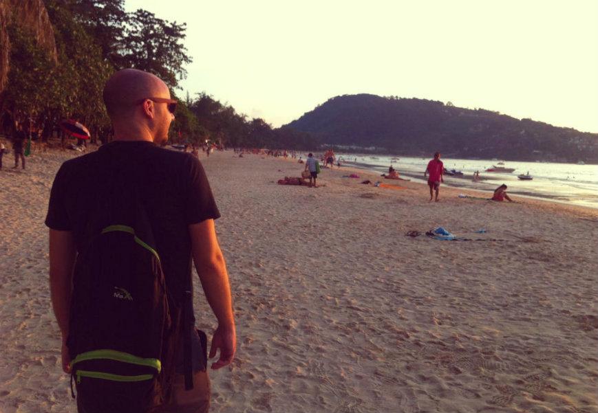 viaggiare con solo bagaglio a mano