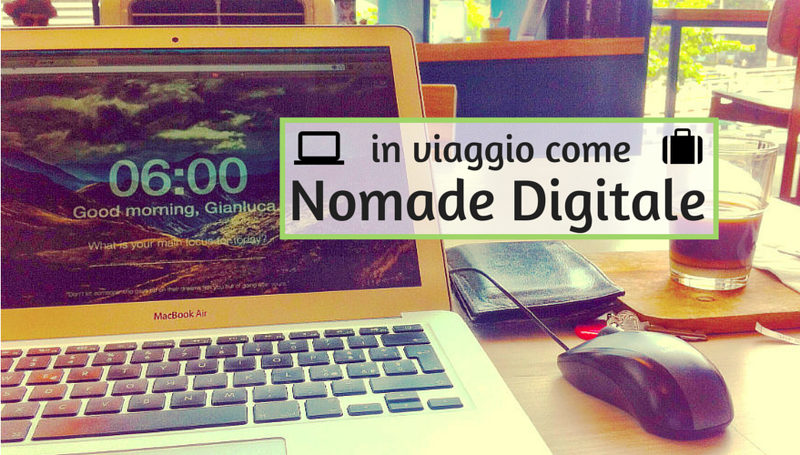 Nomade Digitale in viaggio
