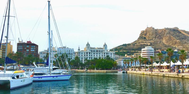 Alicante Spagna