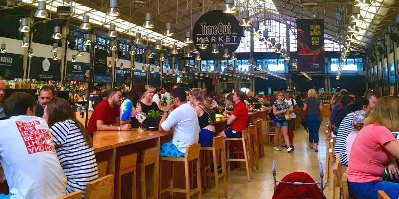 Time Out Market Lisbona