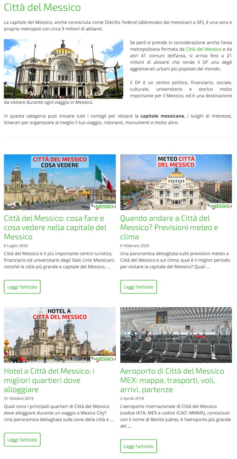 Capitale Città del Messico